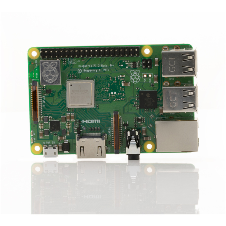 Buy the Raspberry Pi 3 Model B+ Quad Core 1 4G WIFI Dual