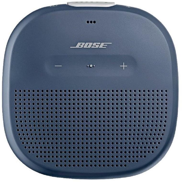 74110f140e984e Bose SoundLink Micro Bluetooth Speaker Midnight Blue, Crisp, Balanced Sound,  Unmatched bass for its size, IPX7 rated Waterproof, Easily Portable with a  ...