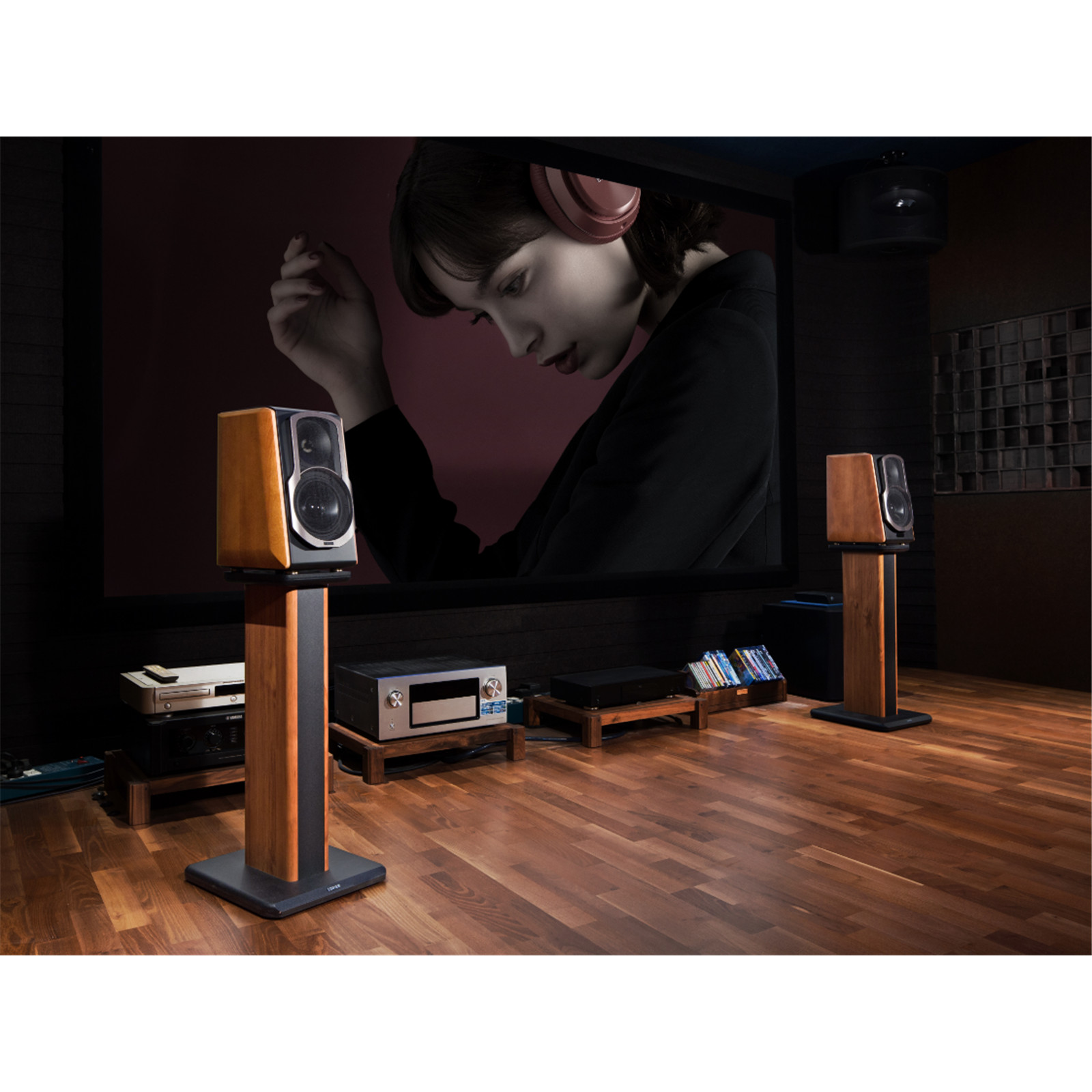30bfec8a26563 Buy the Edifier S2000PRO - Speaker Stand Pair ( ES2000SS ) online ...