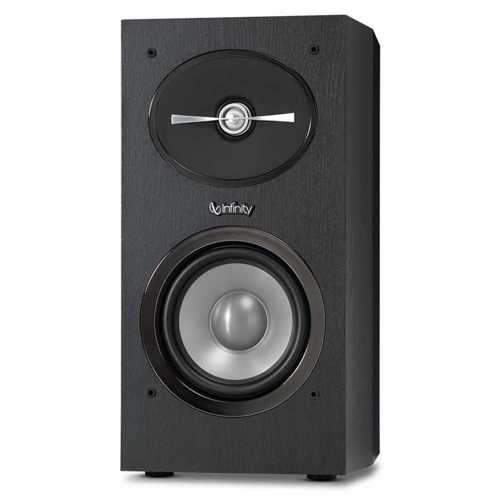 """Infinity Reference 152 2 Way 5 25"""" Speakers per pair bookshelf loudspeaker"""