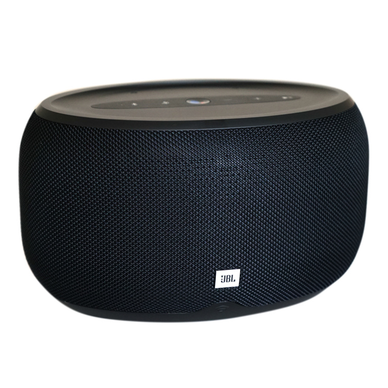 Buy the JBL Link 300 Google Voice Activated Speaker Black, High