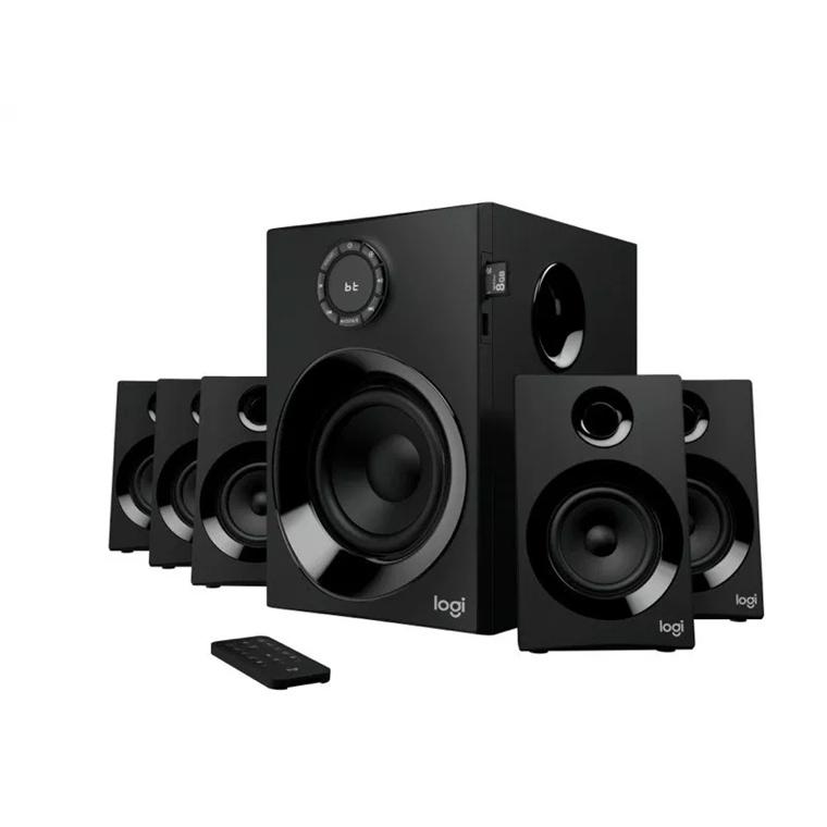 af5eedac146 Buy the Logitech Z607 5.1 Surround Sound Speaker System