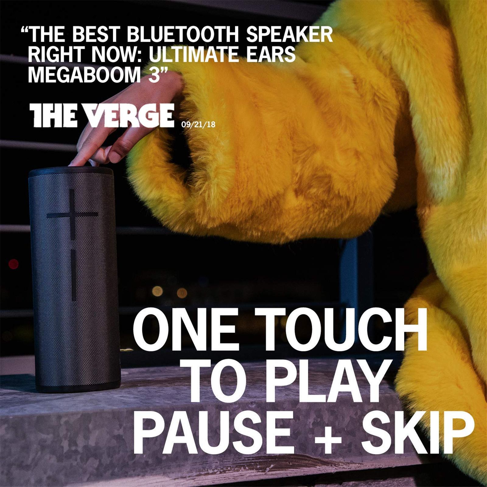 Buy the Ultimate Ears UE MEGABOOM 3 Portable Wireless Bluetooth Speaker  -    ( 984-001414 ) online