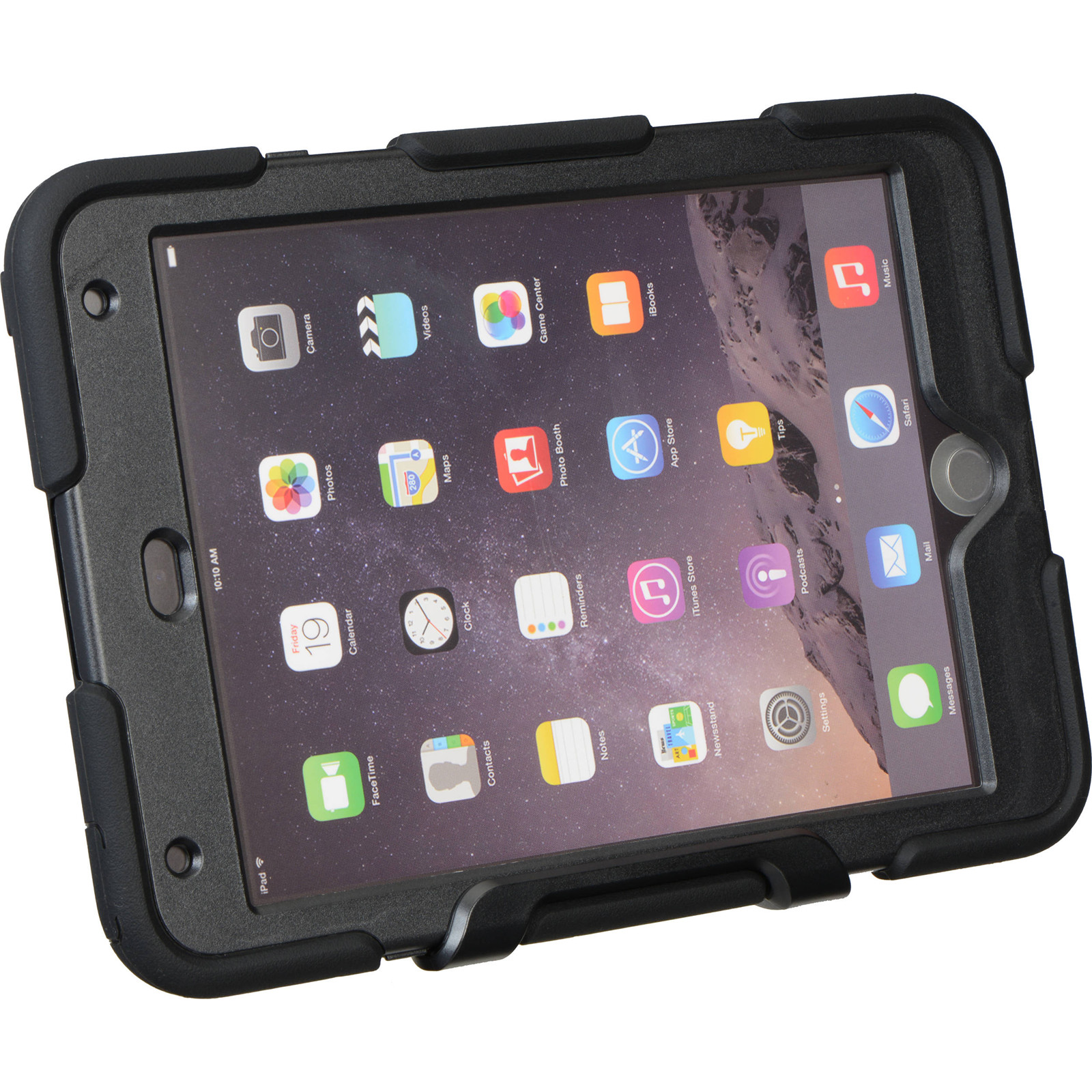 brand new b56b6 9169d Buy the Griffin All-Terrain for Rugged Case for iPad Mini 4 -Black ...