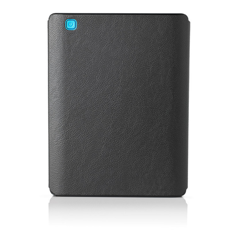 Buy the KOBO Kobo Aura H2O (2nd Edition) SLEEPCOVER CASE - BLACK (  N867-AC-BK-E-PU ) online