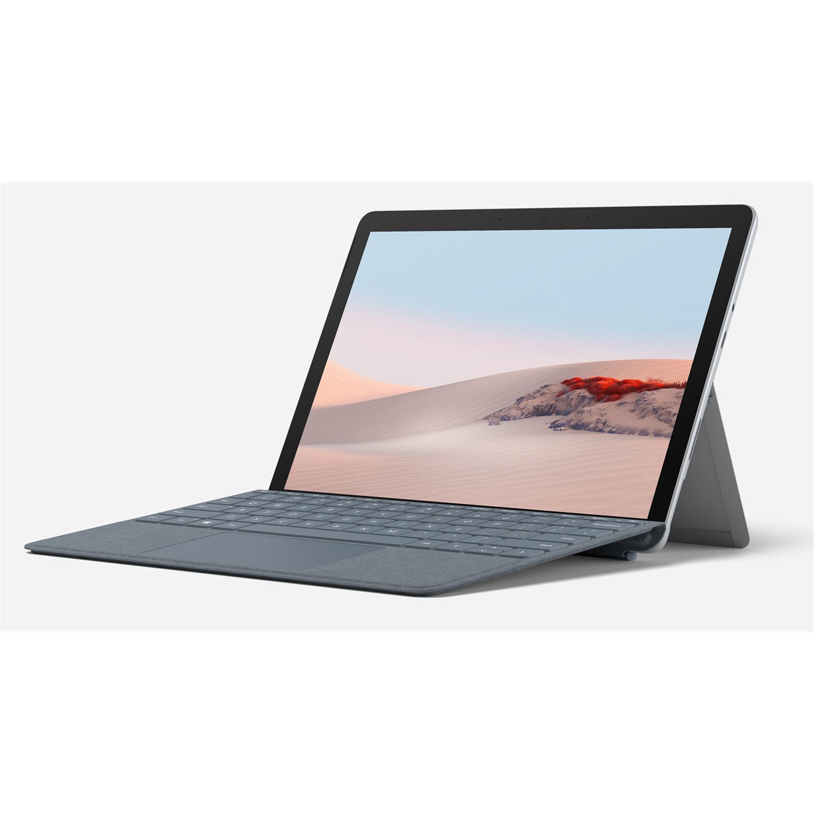 Ice Blue Microsoft Surface Go Signature Type Cover Tastiera per Surface Go