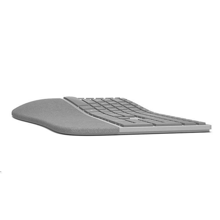 microsoft surface ergonomic keyboard mac high sierra