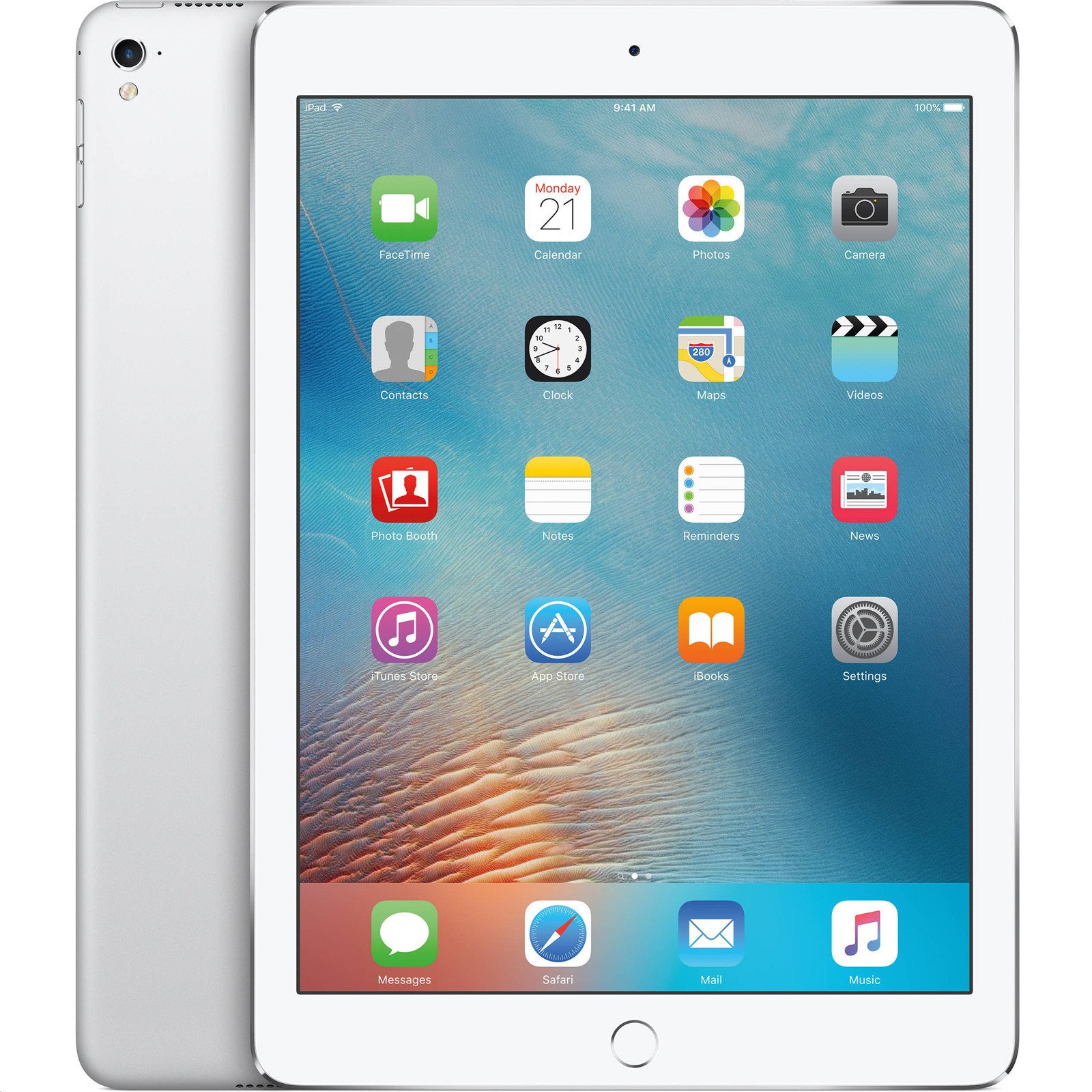 Buy The Apple Ipad 97 Tablet 5th Gen 2017 32gb Wifi Silver Segotep Ramadan 5 Clearnace Last Units Only No Back Order