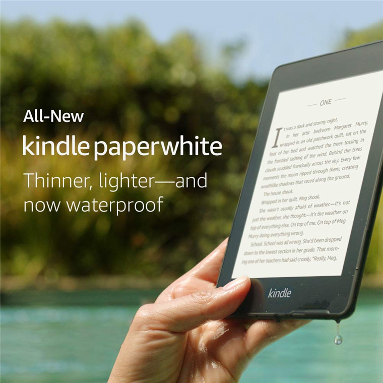 Buy the AMAZON eReader Paperwhite 4 6