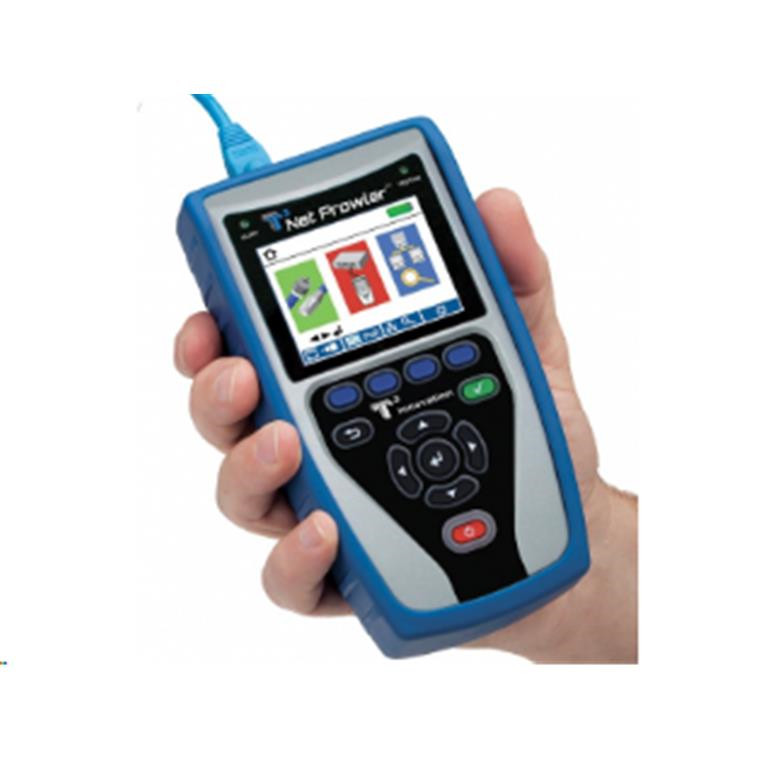 Buy the Platinumtools Net Prowler Cabling & Network Tester