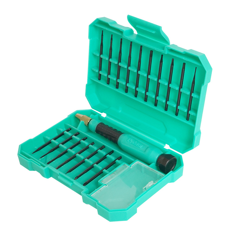 buy the proskit sd 9829m 18 in 1 precision screwdriver set 2 years warranty. Black Bedroom Furniture Sets. Home Design Ideas