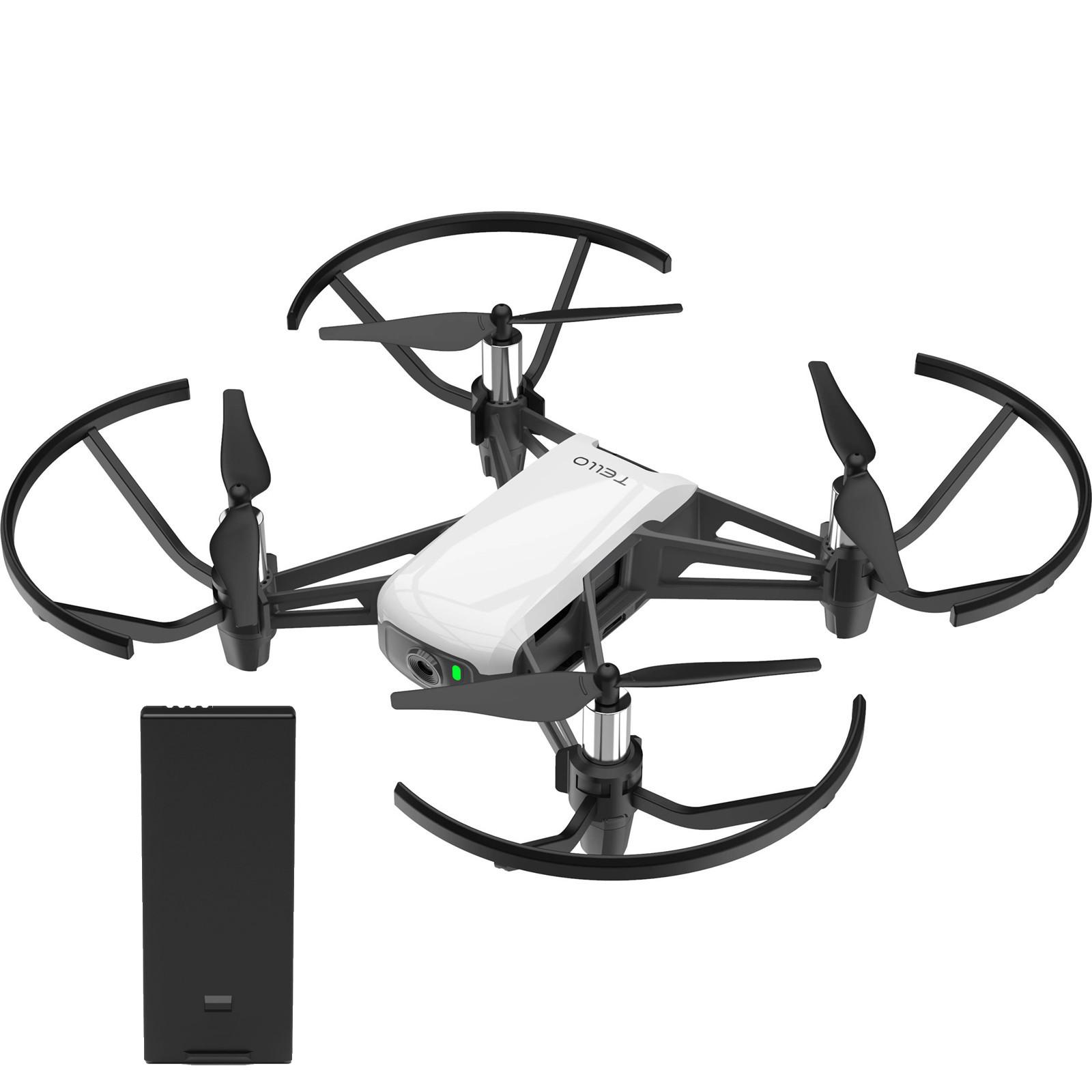 Buy the DJI Ryze Tello Drone With 720HD Video Camera, Powered by DJI  Flight    ( TOYDJI10001 ) online