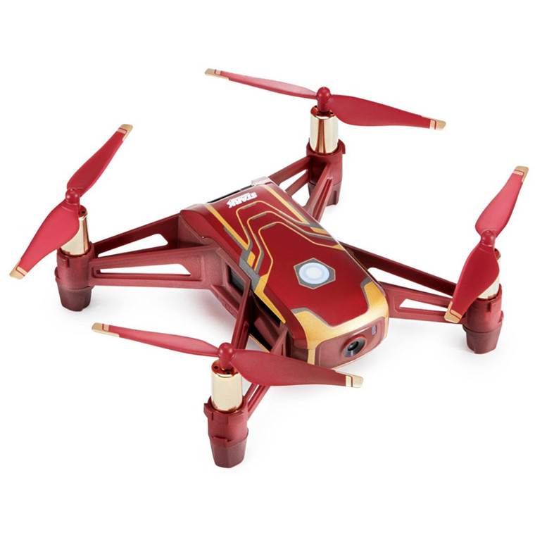 Buy the DJI Tello Drone Iron Man Special Edition (PB Exclusive) (  CP TL 00000054 01 ) online