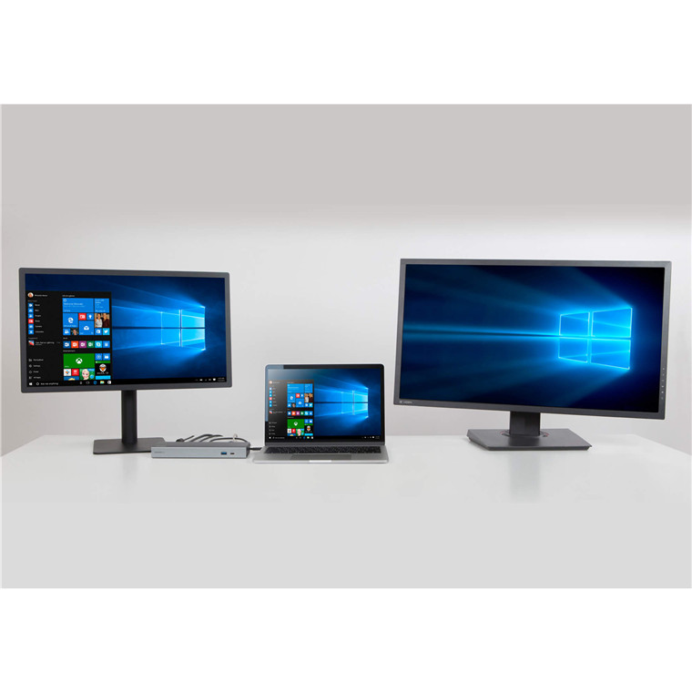 Buy the Aten UH7230 USB-C / Thunderbolt 3 Docking Station