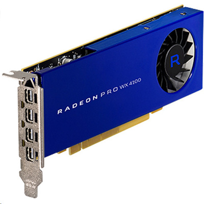 Buy the AMD Radeon Pro WX 4100 Workstation Graphics Card