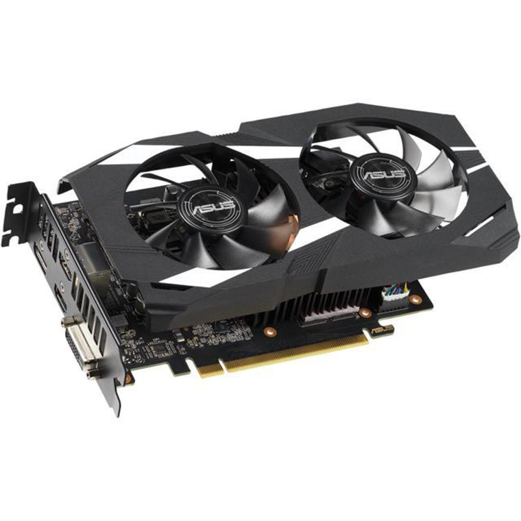 Buy the ASUS GeForce GTX 1660 Ti Dual OC 6GB GDDR6 Graphics