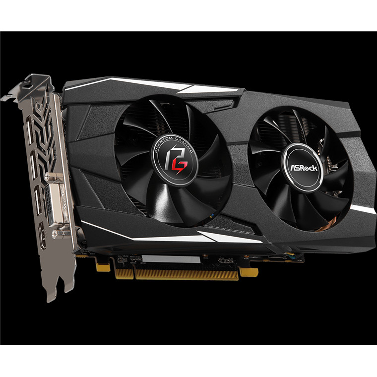 Buy the ASRock RX 570 Phantom Gaming D 8G OC GPU Upto