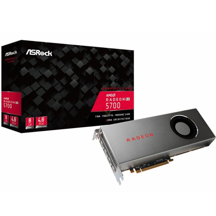 Buy the ASRock Radeon RX 5700 8GB GDDR6 Graphics Card, GPU Upto