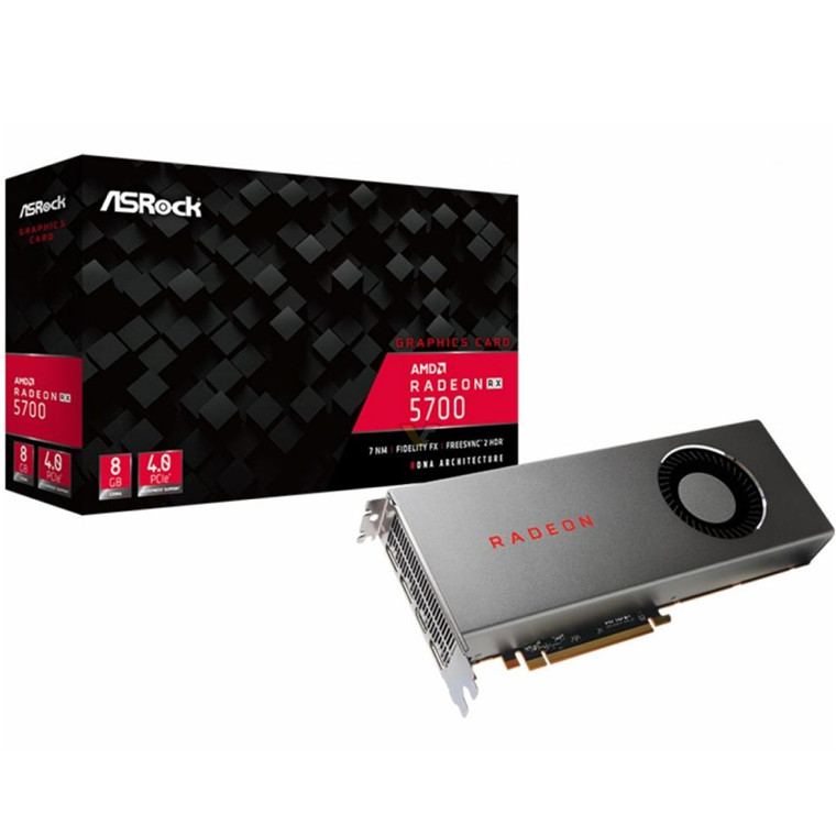 Buy the ASRock Radeon RX 5700 8GB GDDR6 Graphics Card, GPU