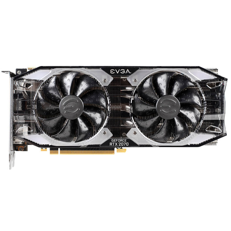 Buy the EVGA GeForce RTX 2070 XC RGB 8GB GDDR6 Gaming