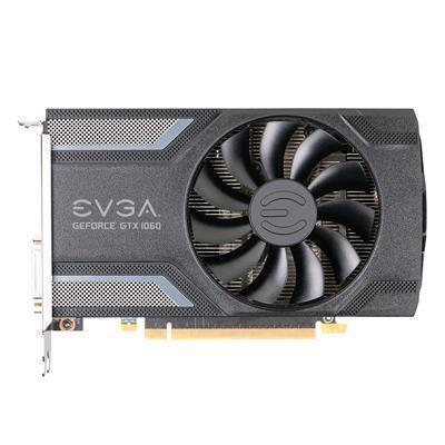 Buy the EVGA GeForce GTX1060 SC Version 6GB GDDR5, GPU Upto