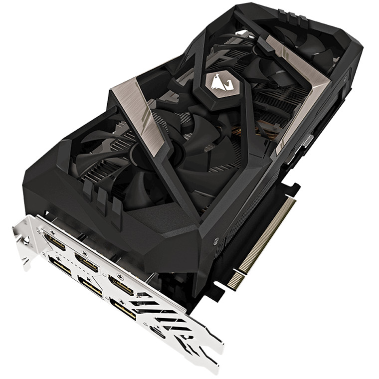Buy the Gigabyte Geforce RTX 2080 Aorus RGB Fusion 8G DDR6
