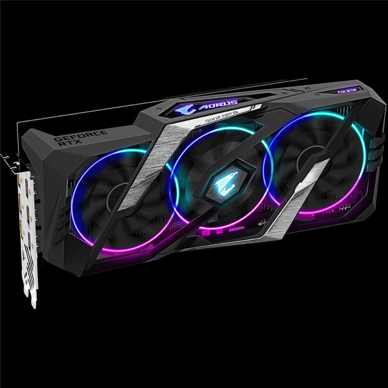 Buy the Gigabyte Geforce RTX 2060 SUPER Aorus 8GB GDDR6, GPU