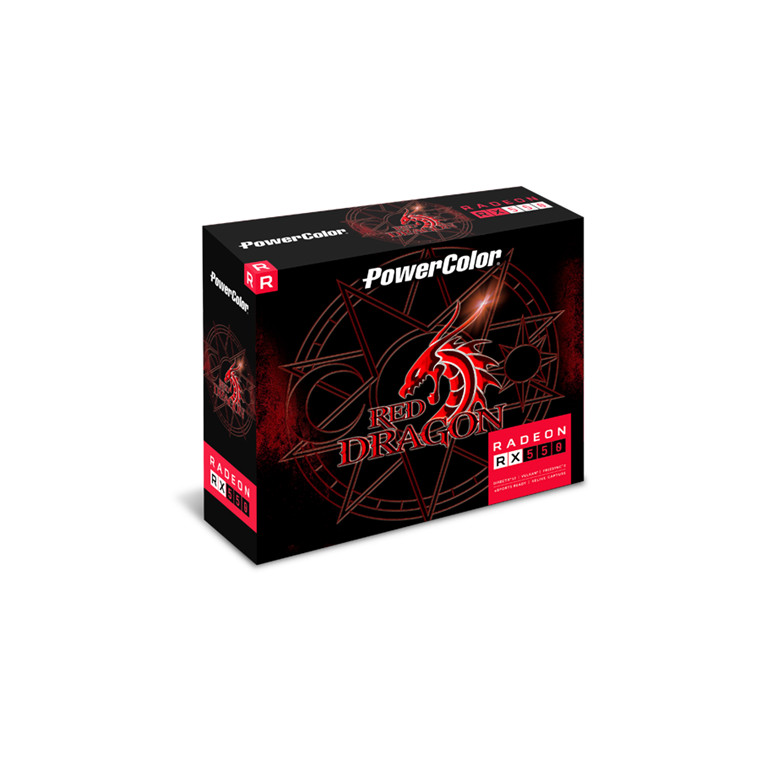Buy The Powercolor Red Dragon Rx 550 4gb Gddr5 Dual Fans Hdmi Displayport Axrx 550 4gbd5 Dh Online Pbtech Co Nz