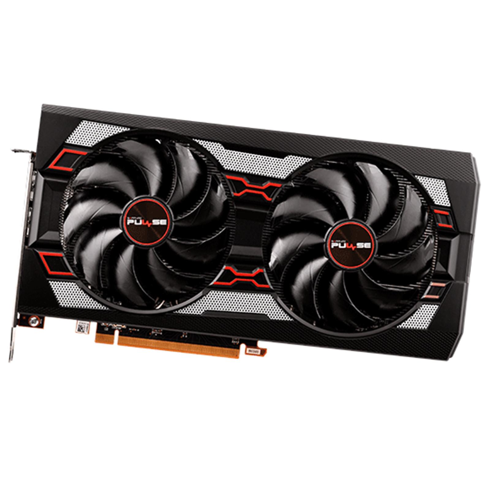 Buy the Sapphire PULSE Radeon RX 5700XT 8GB GDDR6 Graphics