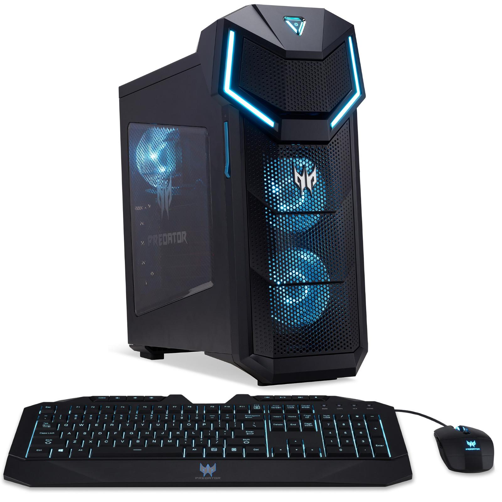 b5845e4d696 Buy the Acer Predator Orion 5000 RTX 2080 Gaming PC Intel i7 8700K 6 ...