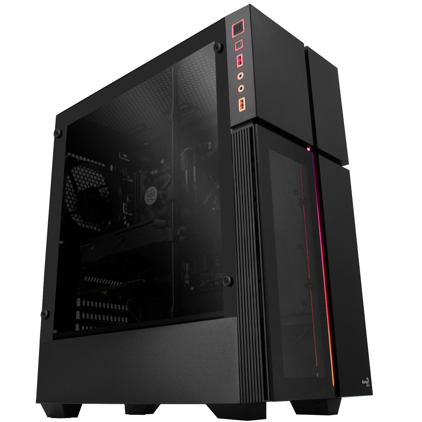 Buy the GGPC Crusader RTX 2070 Gaming PC Intel Core i7 8700 6 Core, 16GB  RAM,    ( WKSGGPC10960 ) online