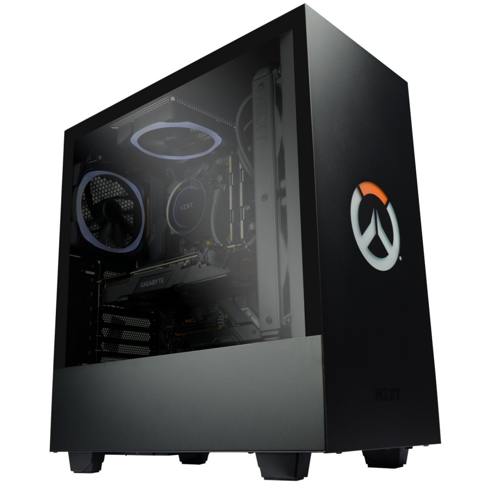 Buy the GGPC Overwatch RTX 2070 SUPER Gaming PC Intel i7