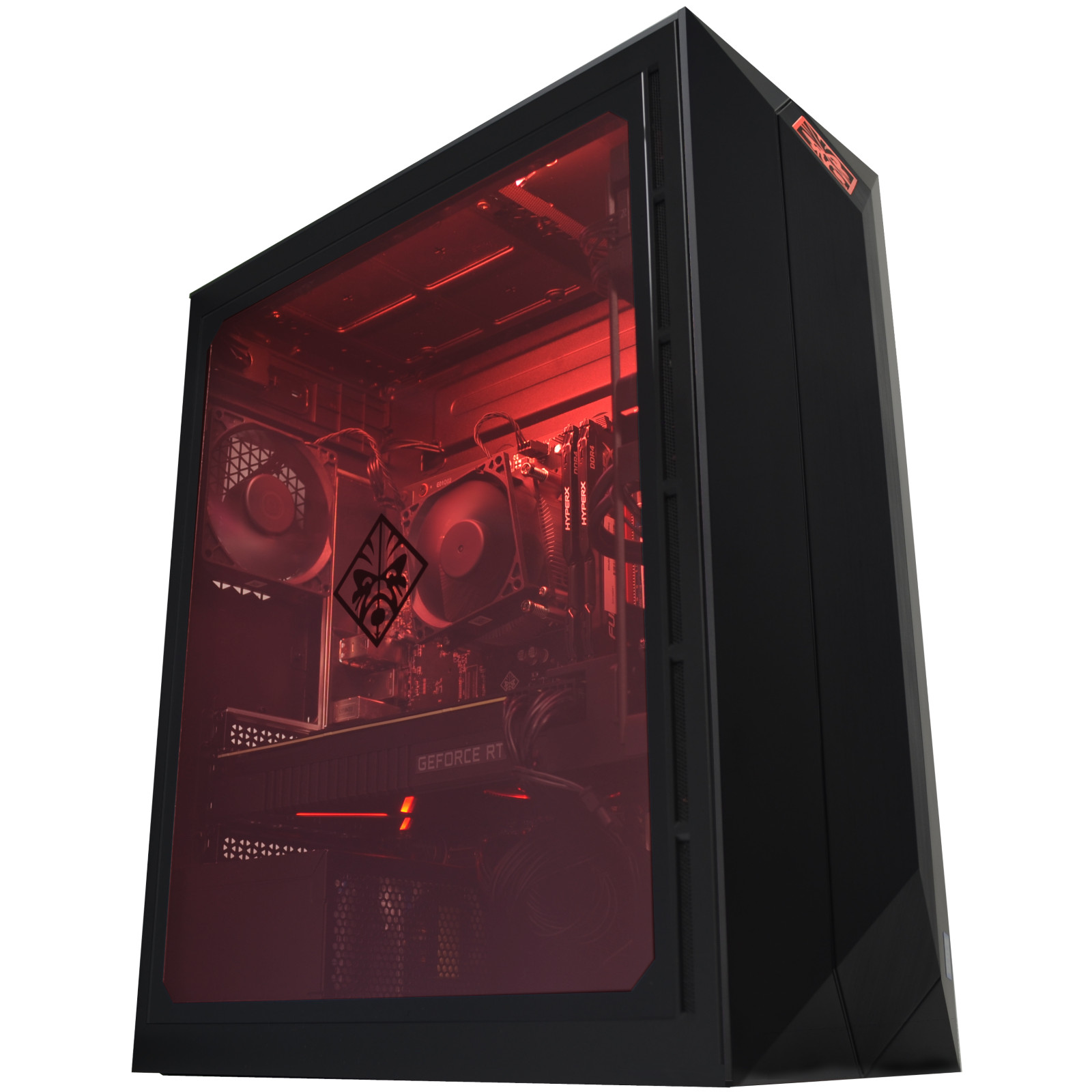 Buy the HP OMEN Obelisk RTX 2070 Gaming PC Intel 8th Gen Core i7 8700 6  Core    ( 4YR48AA#ABG ) online