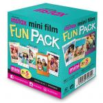 FujiFilm Instax Mini Fun Pack Film 50-Pack