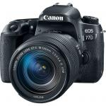 Canon EOS 77D DSLR Camera , with 18-135/3.5-5.6 IS USM Lens kit