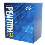 Intel Comet Lake Pentium Gold G6400 Dual Core 4.0Ghz 4MB  LGA 1200 2 Core/ 4 Threads , Intel 400 Series Motherboard required