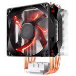 Cooler Master Hyper H410R RGB CPU Cooler with RGB INTEL: LGA 2066 / 2011-3 /2011/1200/ 1151 /1150 / 1155 / 1156 / 1366 / 775, AMD AM4 / AM3+ / AM3 / AM2+ / AM2 / FM2+ / FM2 / FM1