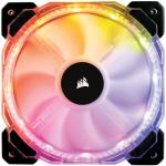 Corsair HD120 RGB Individually Addressable LED Static Pressure Fan with Controller 1 Fan + 1 Controller