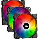 Corsair SP RGB  PRO 120 Triple Fan Pack SP120 RGB PRO Performance Fan Triple Fan Pack with Controller