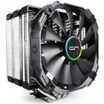CRYORIG H5 Ultimate XF140 CPU Cooler With 140mm Fan,Breaking Design Molds Efficiency by Innovation, Jet Fin Acceleration System 168.3mm Height, for Intel 2066, 2011(-3), 1200, 1150, 1151, 1155, 1156, for AMD FM1, FM2/+, AM2/+, AM3/+, AM4