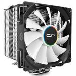 CRYORIG H7 Performance CPU Cooler With 120mm Fan,Breaking Design Molds Efficiency by Innovation, Jet Fin Acceleration System Extra Air , Extra Performance,  Quad Air Inlet, Unmatched Compatibility Zero RAM Interference