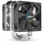 CRYORIG M9 Plus CPU Cooler, with 2 X 92mm Fans, 125mm Height, Fits both Intel / AMD Smallest Tower to Date, Minimal Height, Maximum Performance (Support )