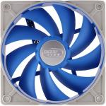 DEEPCOOL UF120 PWM Ultra Silent 120mm x 25mm 2x Ball Bearing Fan with Anti-Vibration Frame Super silent and big airflow