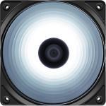 DEEPCOOL RF 120 White RF120 White LED ,120mm (Single Unit)