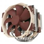 NOCTUA NH-D15 PWM CPU Cooler Multi Socket Support, Intel LGA 1200; 115X; 2066; 2011-0; 2011-3 (Suqare ILM) AMD Socket AM2, AM2+; AM3; AM3+; FM2; FM2+(Backplate Required); AM4