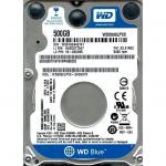 "WD Blue Mobile Series 2.5"" 500GB SATA3 8M Internal HDD 5400RPM , 7MM Slim drive ( 2 Years warranty )"
