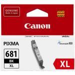 Canon CLI681XLBK High Yield Black Ink Cartridge