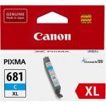 Canon CLI681XLC Cyan High Yield Ink Cartridge