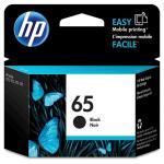 HP Ink Cartridge 65 Black