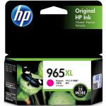 HP 965XL Ink Cartridge Magenta, Yield 2000 pages for HP OfficeJet Pro 9010, 9012, 9018, 9019, 9020,9028 Printer